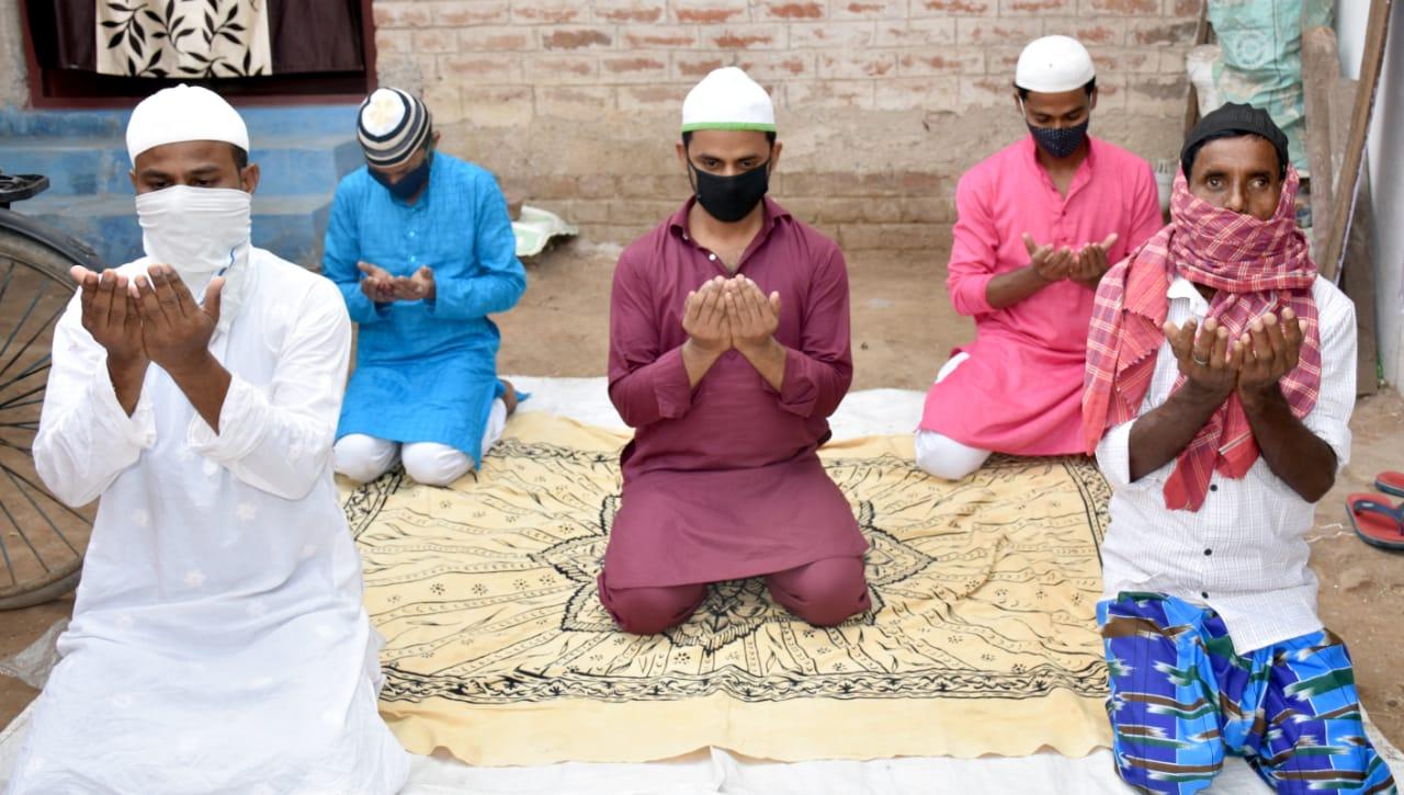 Arrah: आपसी प्रेम, भाईचारा एवं सामाजिक सद्भावना के साथ मनाई गई ईद