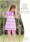 Shirred Play Dress