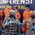 Polresta Cirebon Berhasil Ungkap Lima Kasus Pencurian