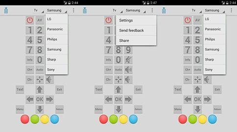 Cara Menjadikan Android Sebagai Remote TV 2 Cara Menjadikan Android Sebagai Remote TV