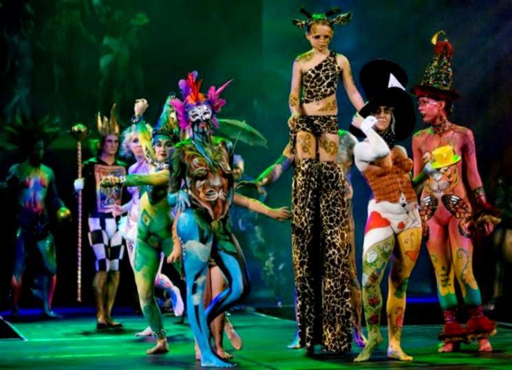 New Zealand Body Art Awards  Otago Daily Times Online News