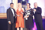 Community care firm up for award