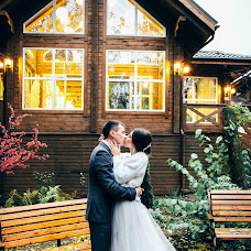 Wedding photographer Ilmir Ildarkhanov (weddingXPRO). Photo of 06.11.2017