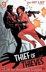 Actualización 27/10/2017: Heisenberg & Raziel 36 actualizan una serie ahora exclusiva del blog y la pagina de Facebook Comics Gravity, con los numeros 23, 24 y 25 de Thief of Thieves.