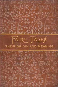 Cover of John Thackray Bunce's Book Fairy Tales Their Origin And Meaning