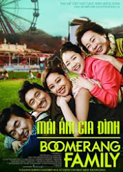 Boomerang Family - Mái ấm gia đình