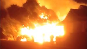 Tujuh Rumah Warga Wajo Ludes Terbakar