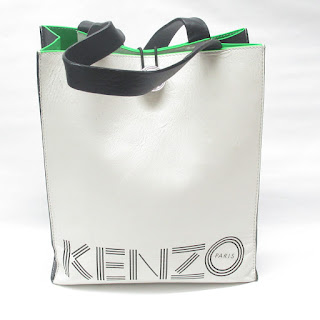 Kenzo X H&M Small Leather Tote