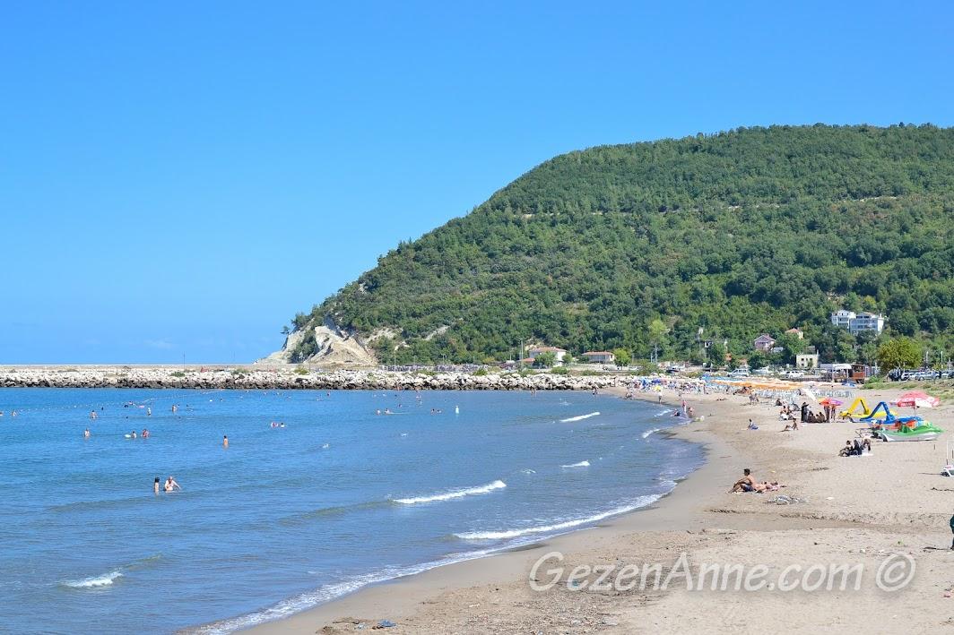 Cide halk plajı