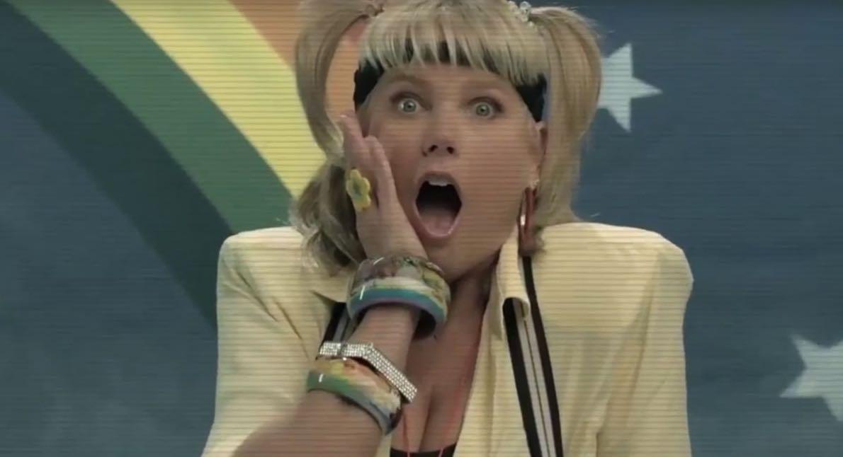 Xuxa Meneghel faz seu sucesso em campanhas publicitárias