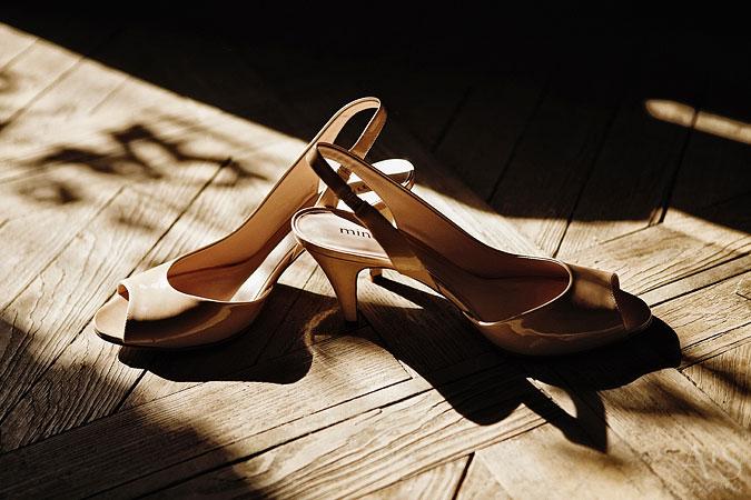 zapatos para bodas elegantes