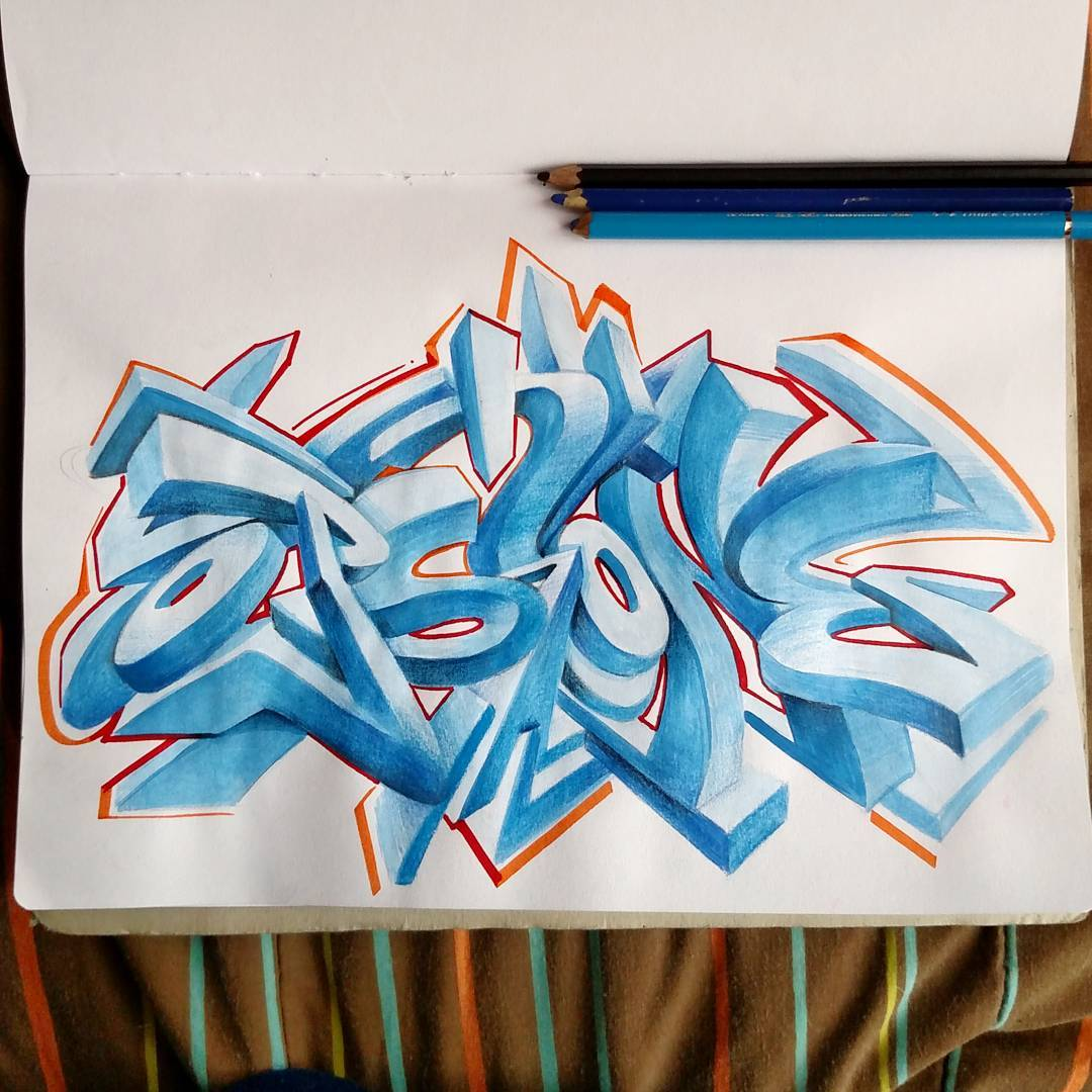 dibujos-lapiz-graffitis434