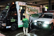 Mobil Darling (Dapur Umum Keliling) Dihadirkan di Mamuju