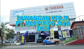 Lowongan kerja jawa tengah - PT Harpindo Jaya
