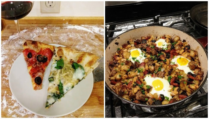 March 2019 cooking 1