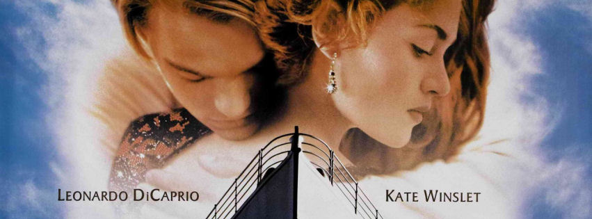 Titanic movie facebook cover