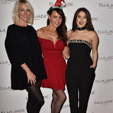 OIC - ENTSIMAGES.COM - Ali Bastian, Lizzie Cundy and Ella Jade at Ella Jade's Chair Your Wish Launch Whiteley's Shopping Centre, London 15th December 2015 Photo Mobis Photos/OIC 0203 174 1069
