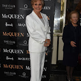 OIC - ENTSIMAGES.COM - Angela Rippon attends  McQueen - press night at Theatre Royal Haymarket on the 27th August 2015. Photo Mobis Photos/OIC 0203 174 1069
