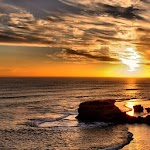 Sunny Beach Theme for Xperia Icon