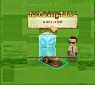 farmville 2 cheats Ice Carving Table