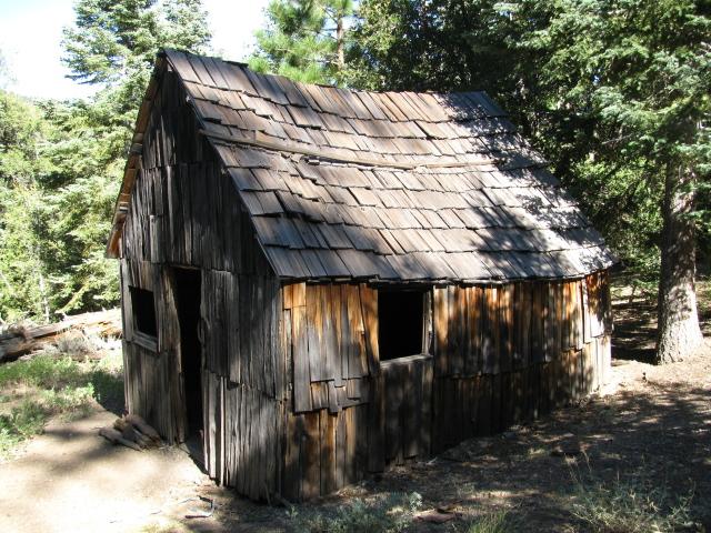 Vincent's cabin