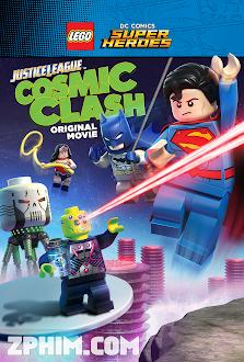 Liên Minh Công Lý LEGO: Cuộc Chạm Trán Vũ Trụ -  () Poster
