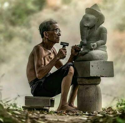 Dimanakah Bentuk Dharmamu?