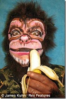 Maquillaje de gorila (7)