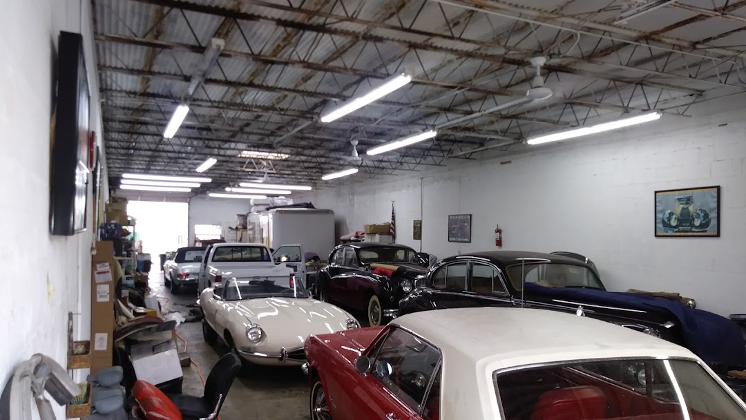 Goldcoast Auto Interiors Rolls Auto Upholsterer In Fort Lauderdale