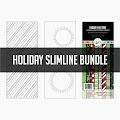 Holiday Slimline Bundle
