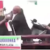 Somalia President Exchanges Blows With Deputy At A Public Function (Video)
