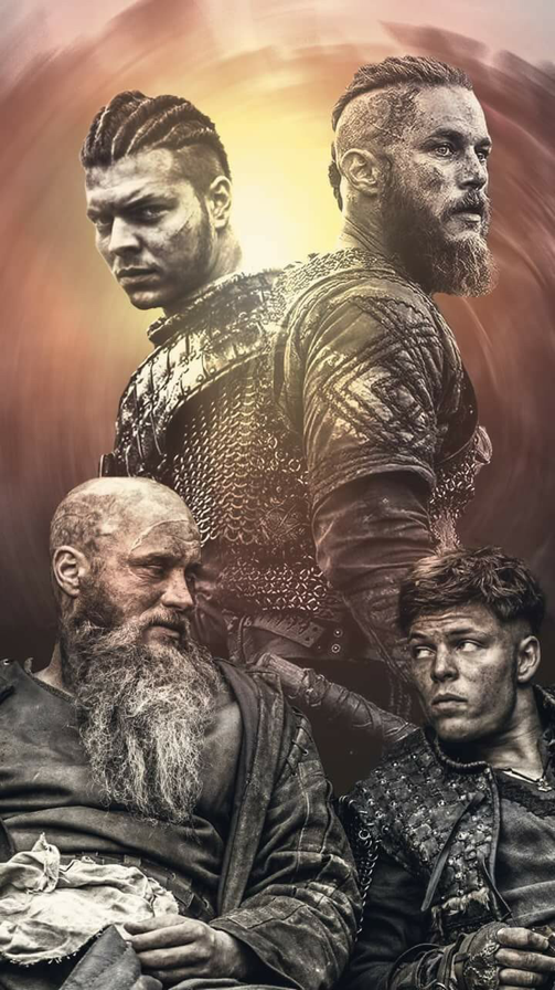 Download Free Vikings Series Wallpapers HD