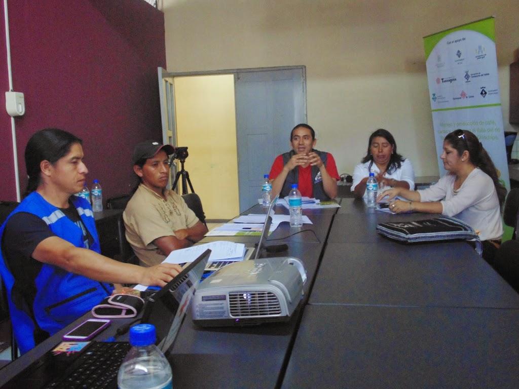 PREFECTURA, CRUZ ROJA Y GADS DE GUADALUPE Y LA  PAZ EVALUARON AVANCE DEL PROYECTO PRODUCTIVO.