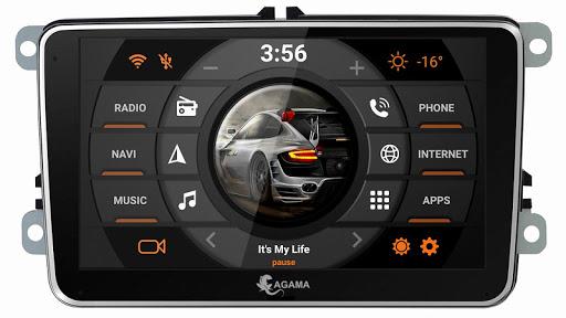 AGAMA Car Launcher screenshot 11