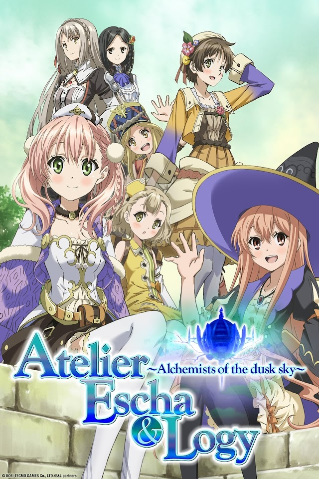 Atelier Escha & Logy ~Alchemists of the Dusk Sky~