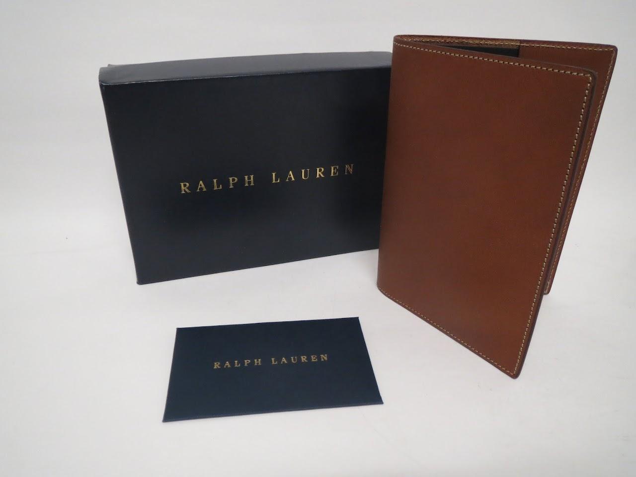 Ralph Lauren Passport Holder
