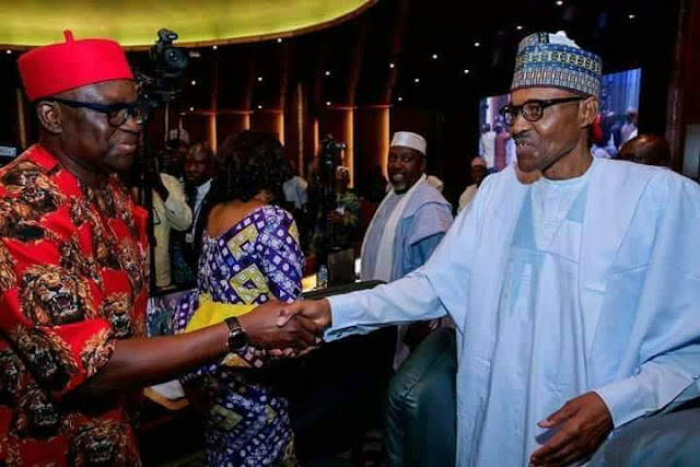 Nigerians's too much talk about 2019 made me seek re-election: buhari