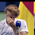 How do ATP players react in high stress situations?