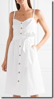 J Crew Cotton Poplin Sundress