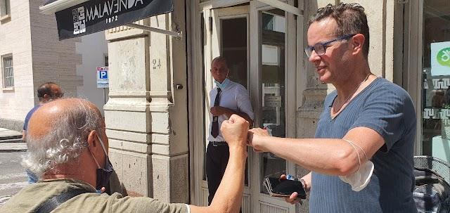 Io voto Klaus Davi