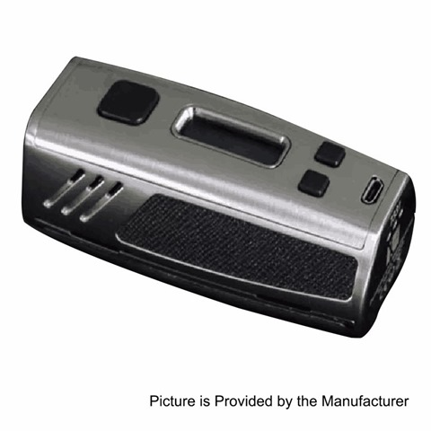 authentic hugo vapor hugo133 200w tc vw variable wattage box mod silver 1200w 2 x 18650 thumb%255B2%255D - 【海外】「Vapeスピナー510マウント」「Kangertech KTOGOキット」「YOKO VAPE TRX167」「Teslacigs Hawkeye RDA」「Oumier Maximus Max RDTA」