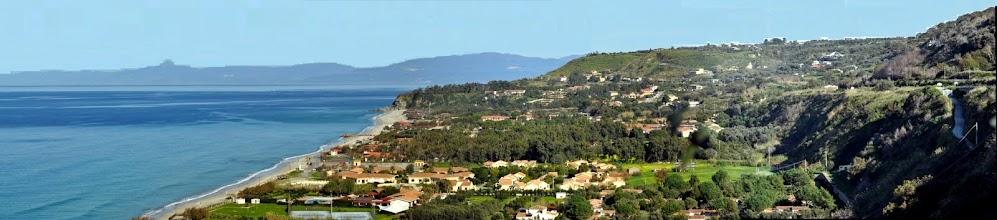 Photo: Zambrone,Calabria-Panorama Baia.