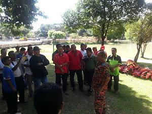 Training of Trainers: Persediaan Menghadapi Senario Banjir (CmE)