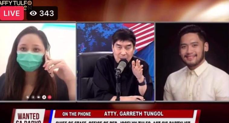 """Pagpapa-Tulfo sa Jollibee pinalagan ng isang dating Manager!, """"TULFO agad Mam?"""""""