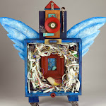 Winged Journey Assemblage by Karin  Anderson.jpg