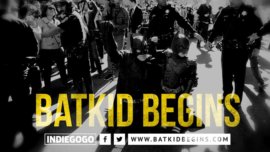 Batkid Begins Documentary #BatkidBegins #CGC