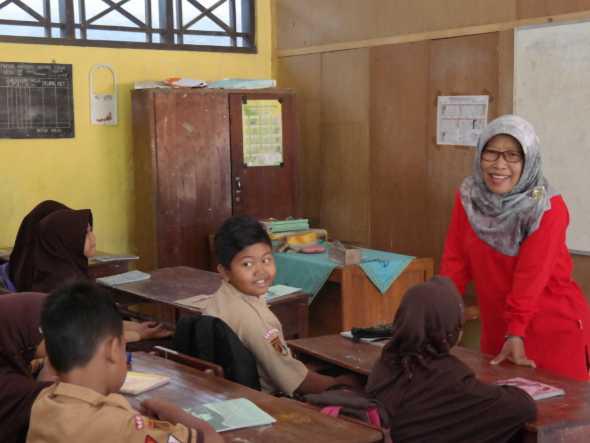 Acu Kebijakan Nasional, Sekolah Daring Masih Dilanjutkan