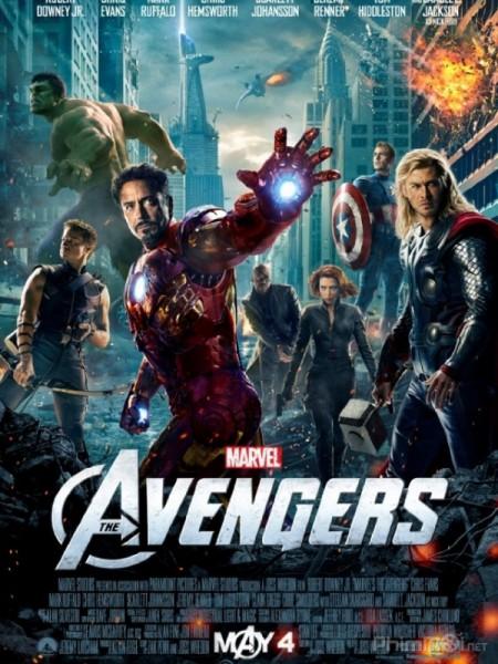 Biệt Đội Siêu Anh Hùng - The Avengers 2012