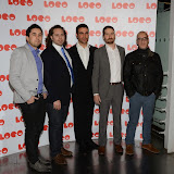 OIC - ENTSIMAGES.COM - Wayne Marc Godfrey, Brett Goldstein, Jon Drever and Robert Jones  at the LOCO Superbob UK film Premiere Q and A at BFI London 24th January 2015 Photo Mobis Photos/OIC 0203 174 1069