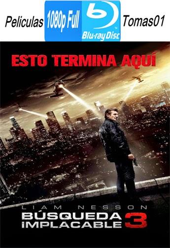 Taken 3 (Búsqueda implacable 3) (2015) BRRipFull 1080p